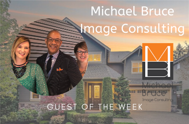 Bruce Pflaumer and Company of Michael Bruce Image Consulting Real Talk Episode 41