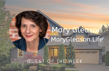 Mary Gleason of MaryGleason.Life - Intuition Coaching can help you make better decisions at work.
