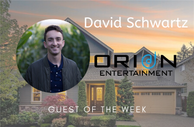 David Schwartz of Orion Entertainment  Life through the lens of a DJ.
