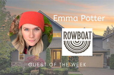 Emma Potter of Rowboat Wood -  Rediscovering your creativity with Wood Art
