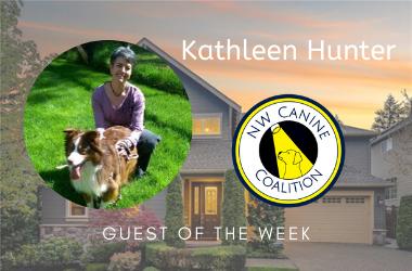 Adopt a dog w/ NW Canine Coalition - Kathleen Hunter RealTalk w/ Brian & Dan Ep 45