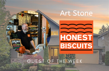 The Honest truth with Art Stone of Honest Biscuits - RealTalk Ep 47