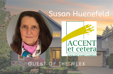 Order your local favorites with Accents et cetera Real Talk With Brian & Dan Ep 48 Susan Huenefeld