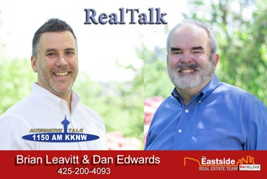 RealTalk w/ Brian & Dan Ep 50 - Economy and Housing The Sammamish Chamber and Hot Yoga Experience