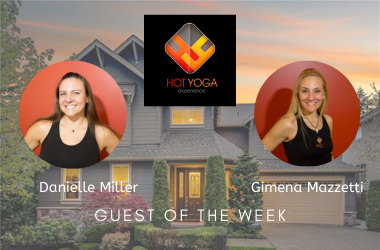 Yoga Staying active, fit, healthy, maintain sanity with Hot Yoga Experience - RealTalk Eps 50