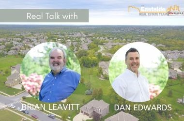 Real Talk w/ Brian & Dan Virtual Tools for Home Buyers & Sellers - Insurance & Interior Design Ep 53