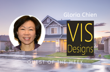 Interior Designer Gloria Chien of VIS Designs - RealTalk w/ Brian & Dan Episode 53