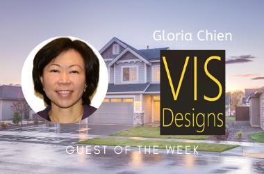 Interior Designer Gloria Chien of VIS Designs - RealTalk w/ Brian & Dan Episode 53
