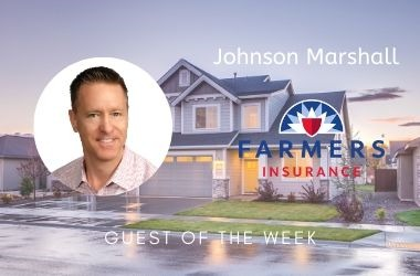 Homeowners Insurance with Johnson Marshall of Farmers Insurance -RealTalk Ep 53