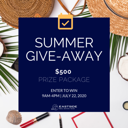 Summer-Give Away Contest