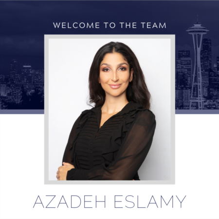 Welcome to the Team: Azadeh Eslamy