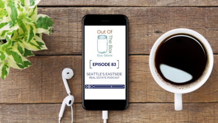 Seattle's Eastside Real Estate Podcast ft. Aline Bloch w/ Out of the Box Ecostore