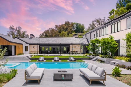 This Impressive House For Sale Could Double As A Private Spa Retreat