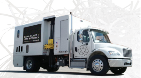 Exclusive Paper Shred Event by Frontgate Real Estate in Hidden Hills, CA