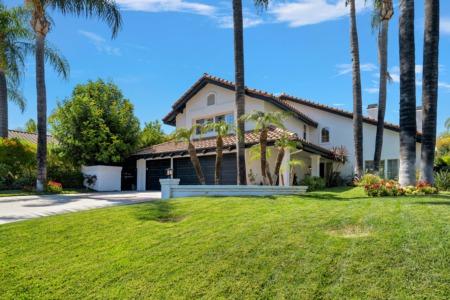 24747 Via Pradera Calabasas | Gated Calabasas Hills Estates Home
