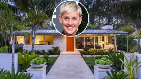 Ellen DeGeneres and Portia de Rossi Buy $2.9 Million Midcentury Bungalow Near Butterfly Beach in Montecito