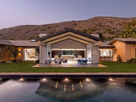 A $32 Million Malibu Mansion Is Making History Becoming California's First House to Have Zero Carbon Emissions