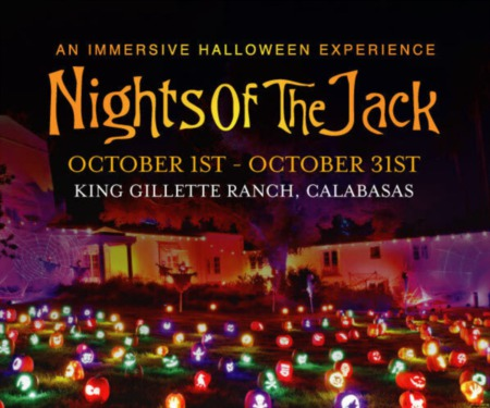 The Ultimate Halloween in Calabasas is Here: Nights of the Jack at King Gillette Ranch