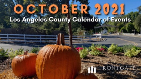 OCTOBER 2021 Events in Los Angeles County