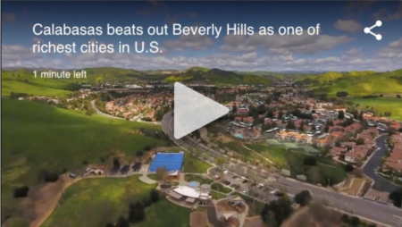 Calabasas beats out Beverly Hills as one of richest cities in U.S.