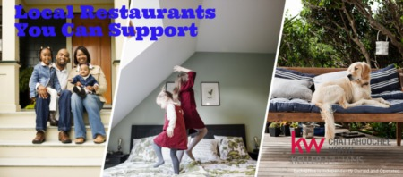 Local Restaurants You Can Support