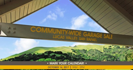 Lucas Valley Community Garage Sale - October 14