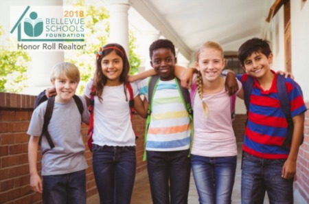 South Bellevue Partners are proud to invest in Bellevue's award winning schools!