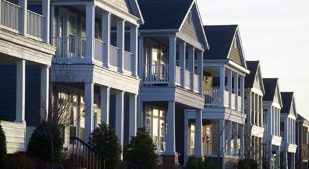 How does the housing market help the current economy?