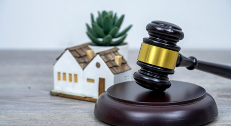 Home Selling Prices Are Currently Like an Auction's Reserve Price