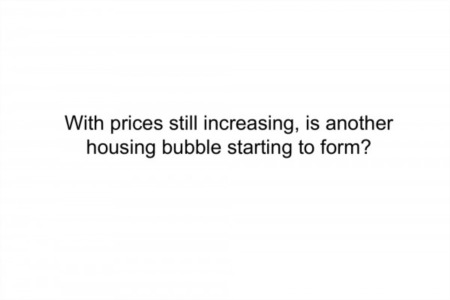 Better Economy Because of Increasing Prices? Let's have a REALTY Check!