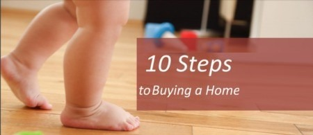 10 Effective Steps to Homebuying