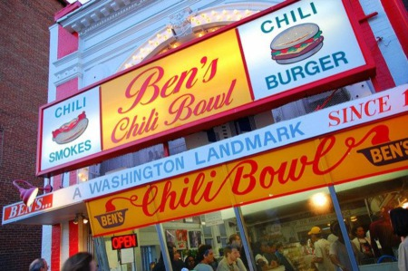 Great Places to Eat in Arlington VA