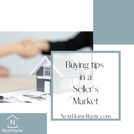 Buying Tips in a Seller's Market