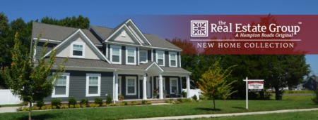 Abermarle River Estates in Chesapeake VA : One of our Featured New Home Communities: