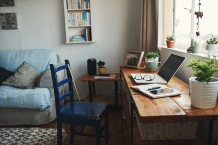 How to Create a Home Office with Limited Space