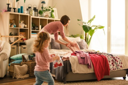 Home Organization: What to Toss and What To Keep