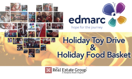 TREG's Holiday Toy Drive and Food Basket for Edmarc Families