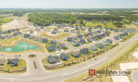 New Homes in the Heart of Chesapeake's Edinburgh