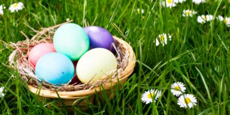 EGG-cellent Easter Week Activities