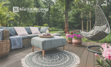 Tips for Staging Outdoor Spaces