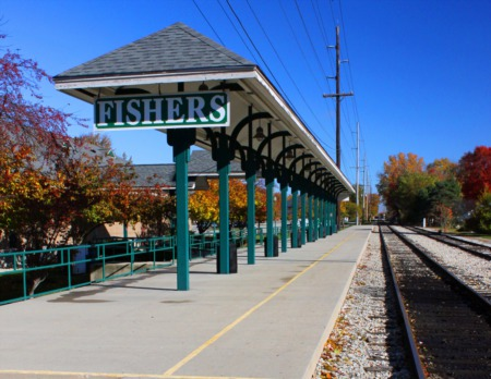 Fishers Ranked #3 Top Places to Live