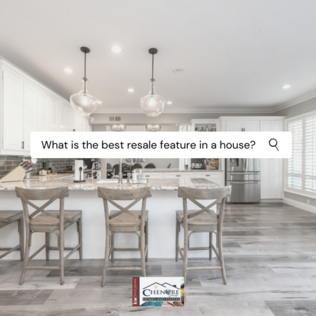 What are the Best Home Features for Resale?