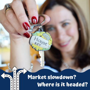 Market Slowdown?? Where is it headed???