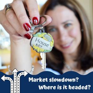 Market Slowdown?? Where is it headed???