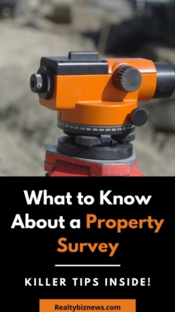 Land Surveys: What to Know About a Property Survey