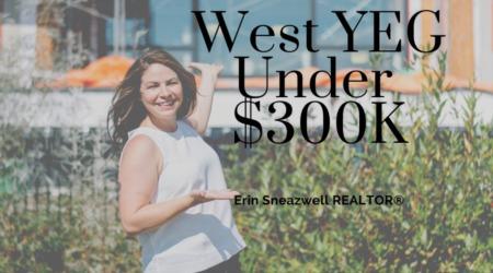 West Edmonton Under $300K