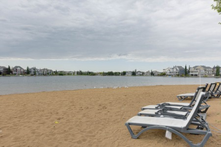 Lake Summerside, yes please!