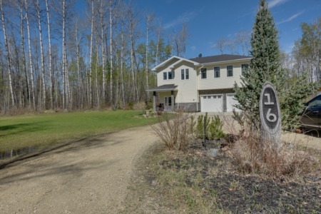 Lovely Acreage in Valhalla Acres!