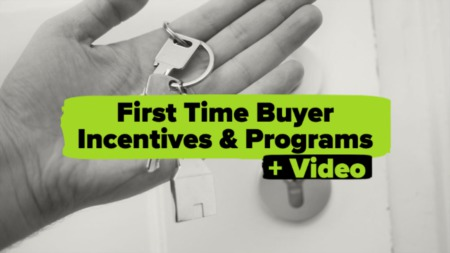 First Time Buyer Plans & Programs [Read Before Buying]