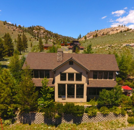 Beautiful June Lake Retreat Open this Saturday 1/18 from 11:30 - 3:00